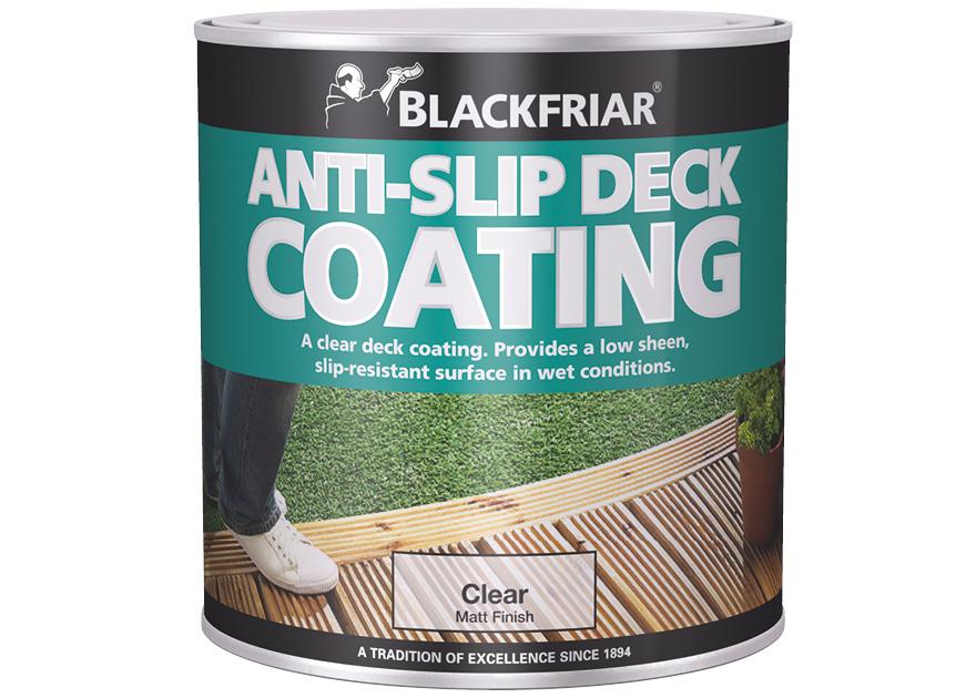 Anti Slip Deck Coating Blackfriar