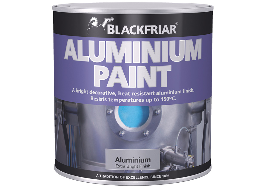 Aluminium Paint Blackfriar