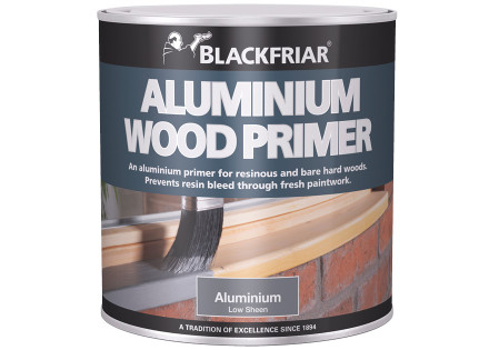 Aluminium Wood Primer Blackfriar