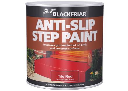 Ant-Slip Step Paint