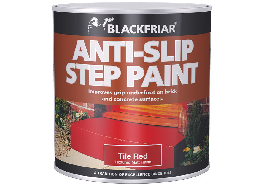 Anti Slip Paint For Concrete : Anti slip step paint blackfriar