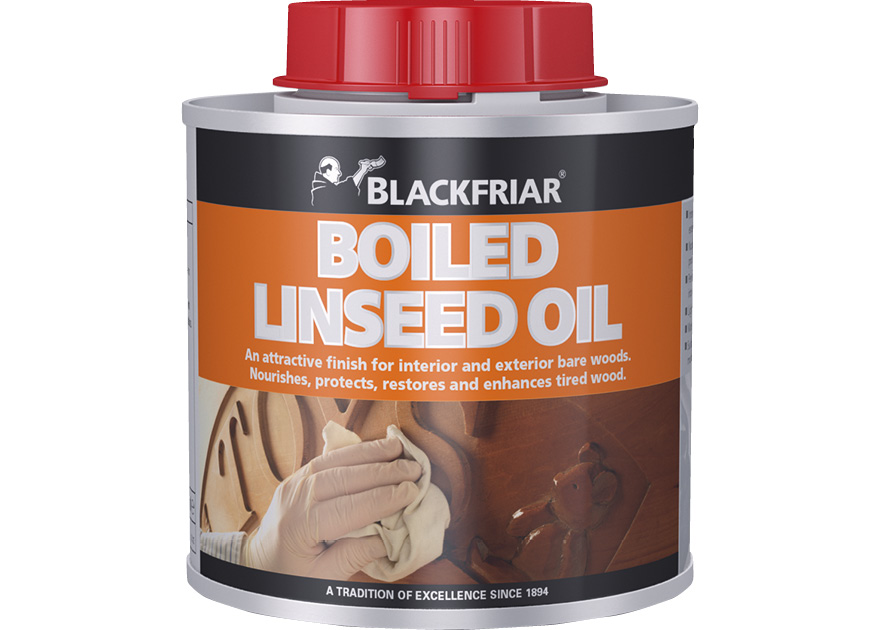 Boiled Linseed Oil Blackfriar