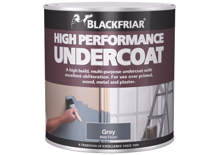 High Performance Undercoat