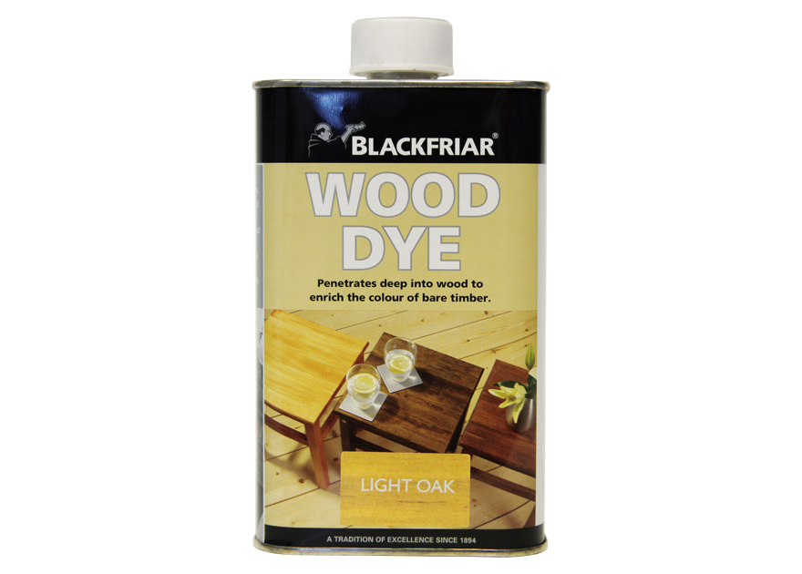 Wood Dye Blackfriar