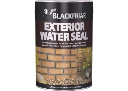 Exterior Water Seal