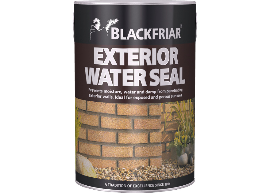 exterior water seal blackfriar