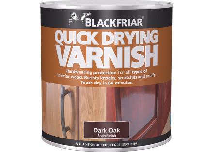 Quick Drying Varnish
