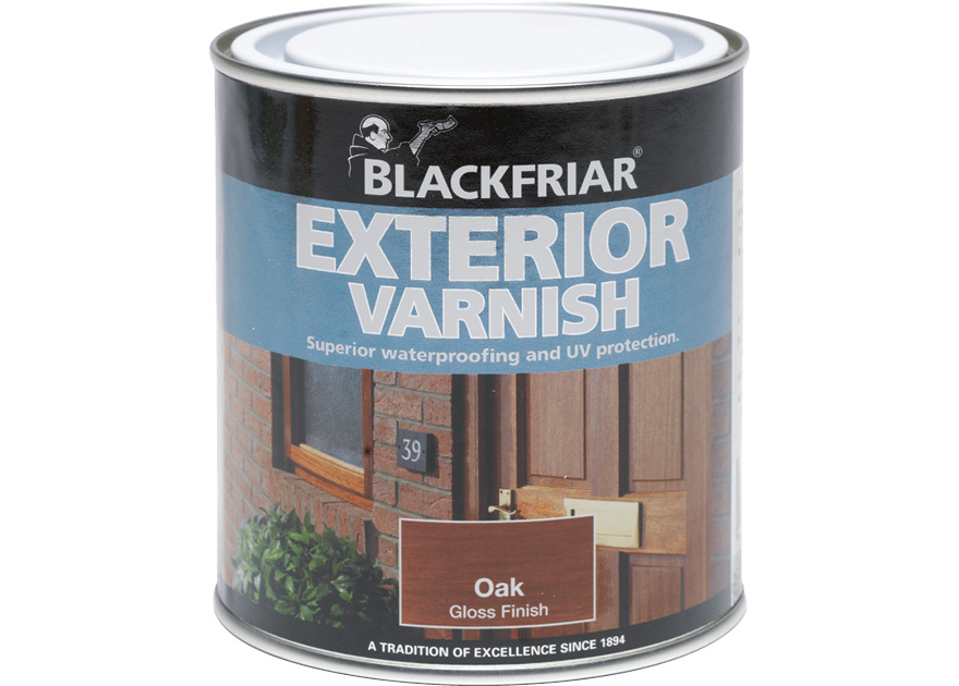 Exterior Varnish View Full Size