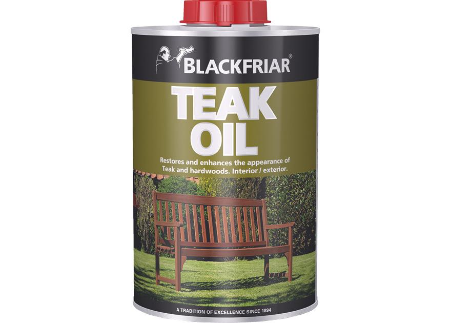 Teak Oil - Blackfriar