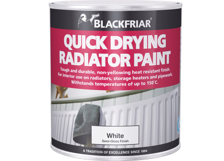 Quick Drying Radiator Paint