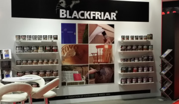 Blackfriar at Painting & Decorating Show