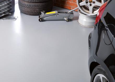 Polyurethane Floor Paint