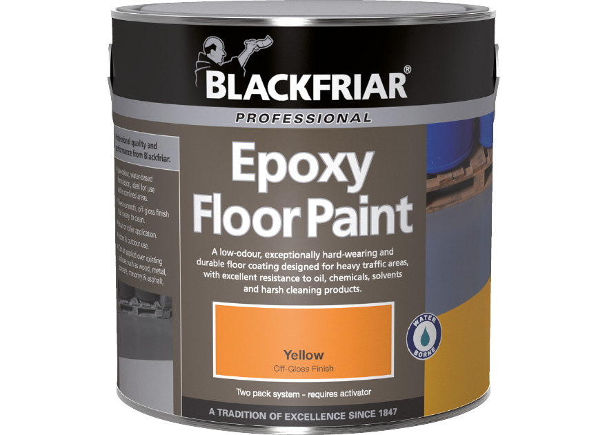 water based epoxy floor paint blackfriar paints
