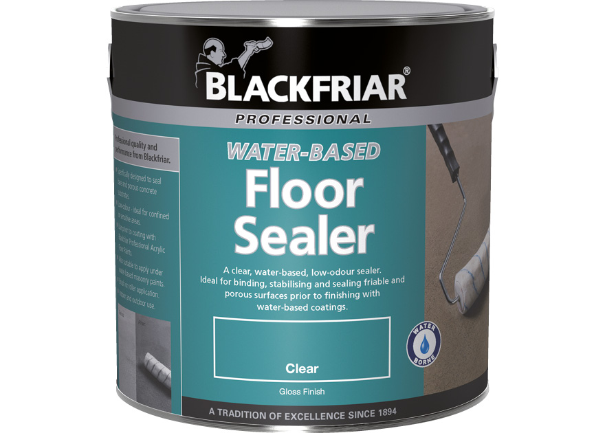 Floor Sealer Blackfriar Paints