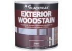 Exterior Woodstain