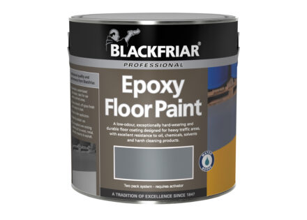 Epoxy Floor Paint (Water-Based)