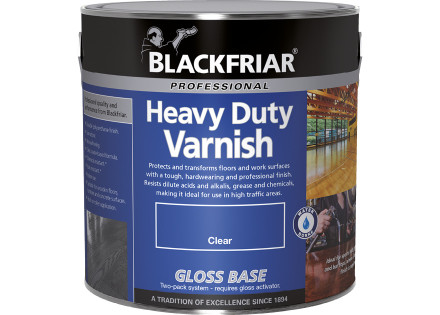 Heavy Duty Varnish